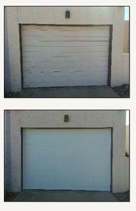 All types of Garage Doors
